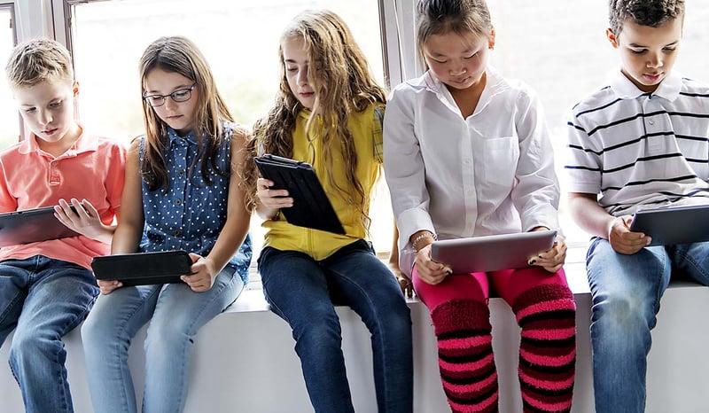 Bruk av iPad avgjør om skolen lykkes
