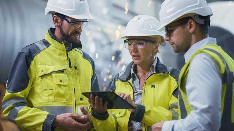 Fem grep for å lykkes med digitalisering i bygg og anlegg