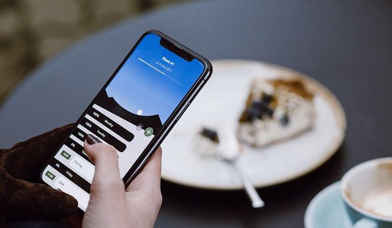 Personvern-utfordringer med mobilbruk