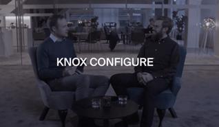 Samsung Knox Configure-film