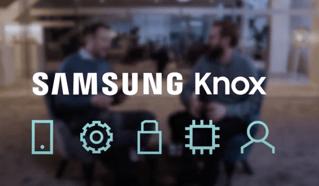 Samsung Knox-film