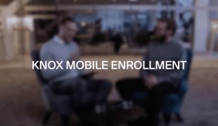 Samsung Mobile Enrollment