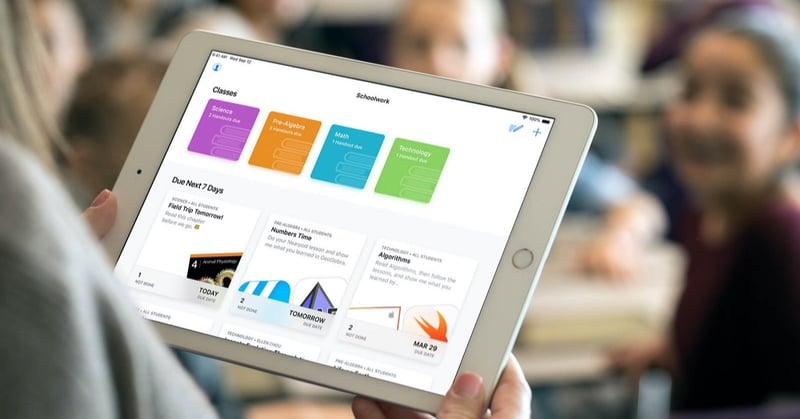 iPad i skolen: På tide med en ny gnist?
