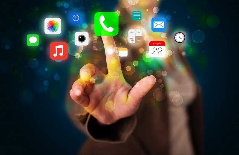 Du grønne, glitrende smarttelefon (og dingsene som forsvant fra ønskelisten)