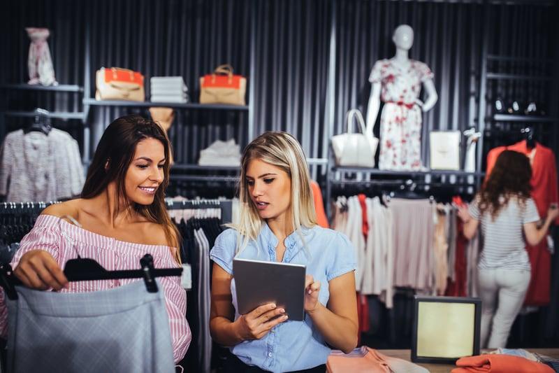 Butikkdøden kundeopplevelse